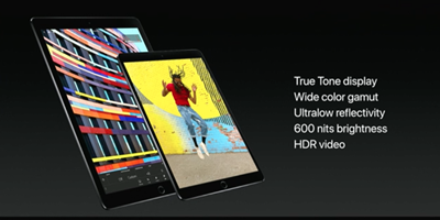 WWDC iPad Pro